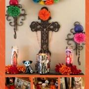 Como poner el altar de muertos en casa para celebrar y recordar