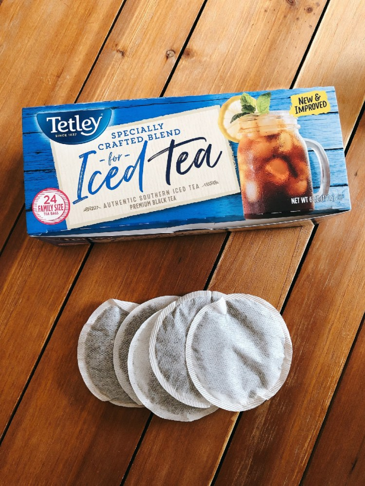 Find Tetley Iced Tea at Publix