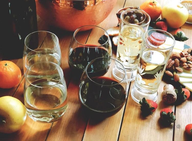 Italian Wine Lovers Menu and Pairings