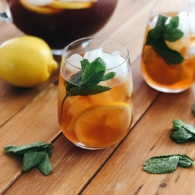 Mojito Iced Sweet Tea Recipe