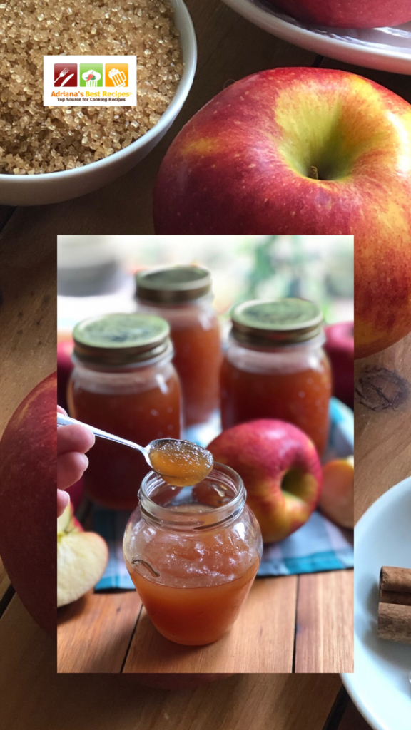 Making fruit preserves and canning is easy
