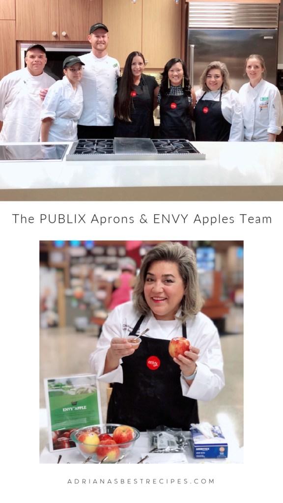 The PUBLIX Aprons & ENVY Apples Team