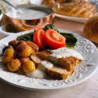 Peppered Turkey Tenderloin