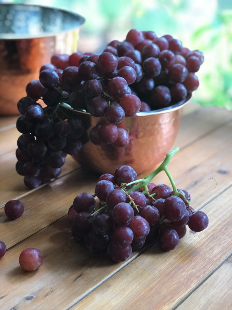 Eating grapes is one of our New Year traditions and a Spaniard New Year custom