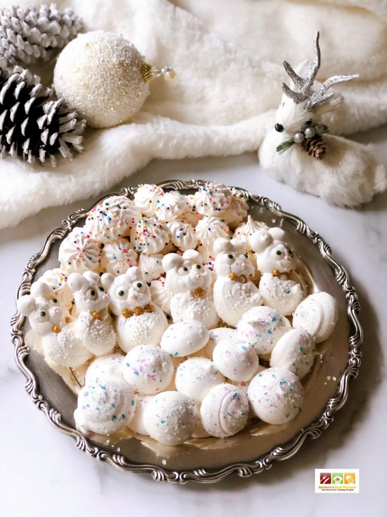 The easiest meringue cookies recipe, learn how to make meringues at home