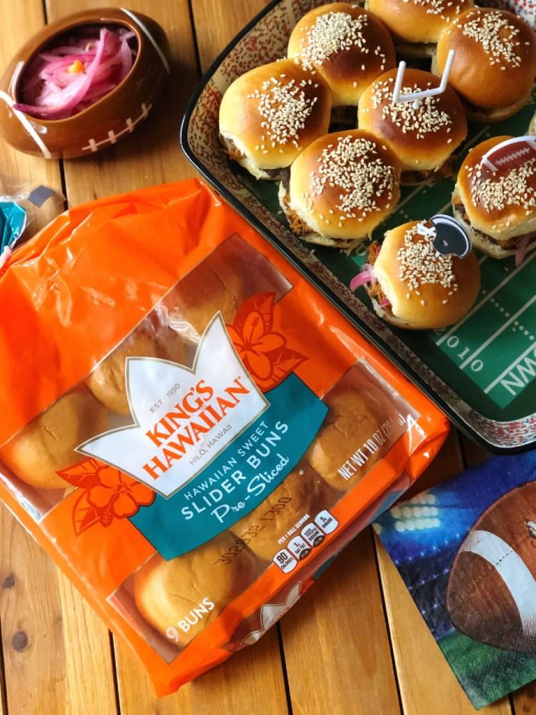 Meet the new Kings Hawaiian slider buns