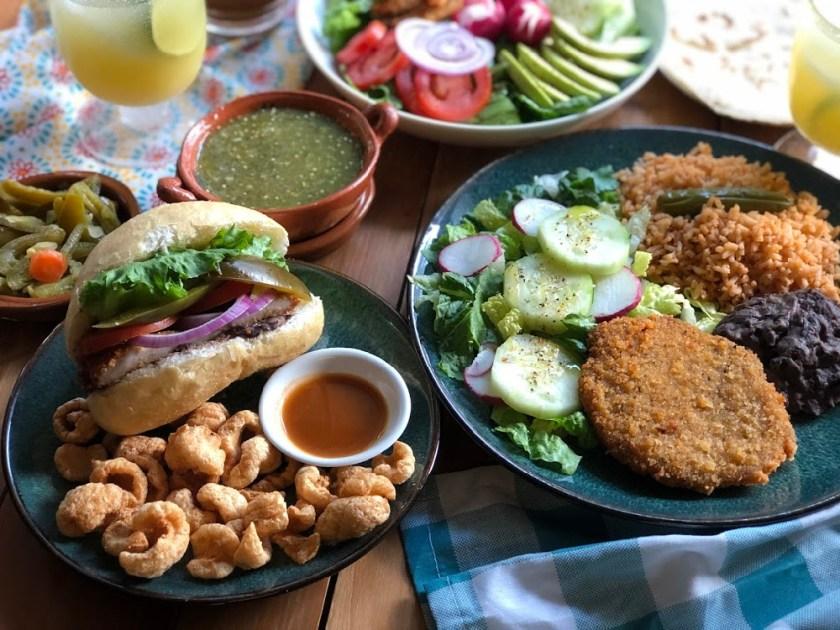 Milanesa de cerdo un platillo mexicano casero sencillo de cocinar y muy versátil.