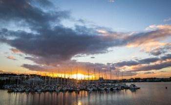 Bray port