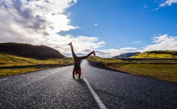 Feeling the road