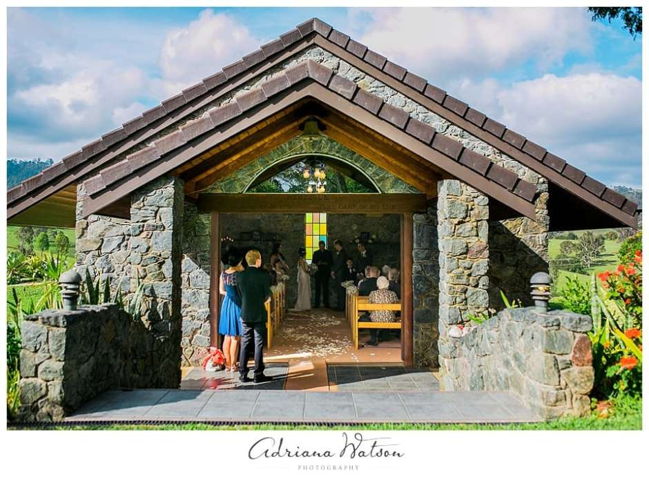 Ocean View Estates Winery and Henzell Chapel