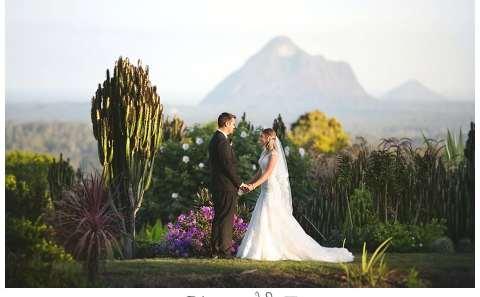 Maleny Botanic Gardens Wedding