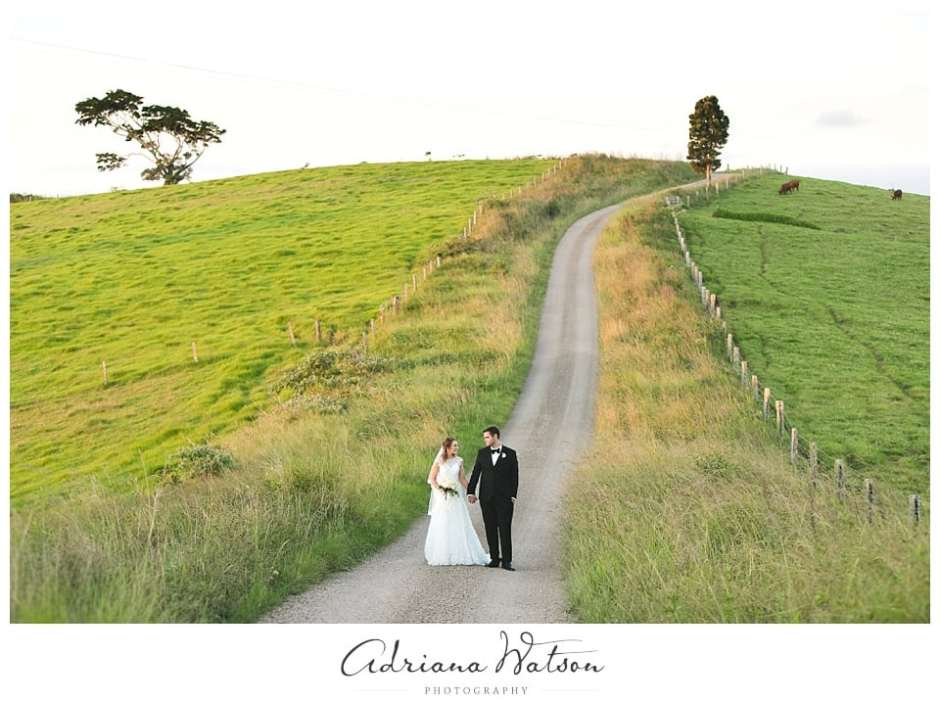 Maleny Botanic Gardens Wedding