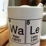 Water Leeloo Periodic Table