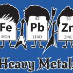 Heavy Metal Periodic Table