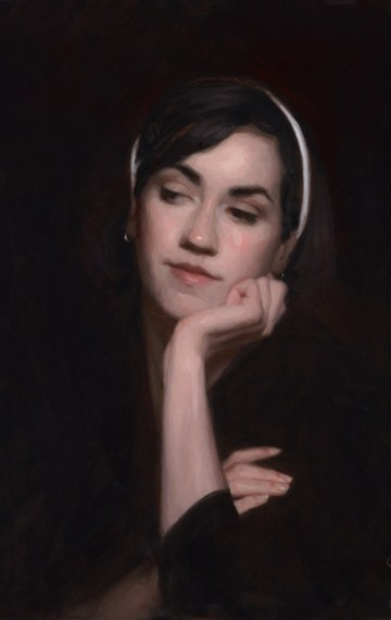 Portrait of Danni