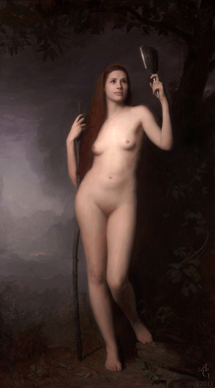 adrian gottlieb - truth corrupted by vanity