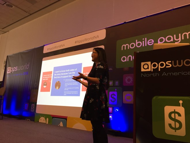 Alexa presents feedback from servers on the initial iteration of the opentable mobile payment functionality