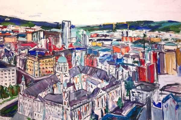 Belfast from Grand Central