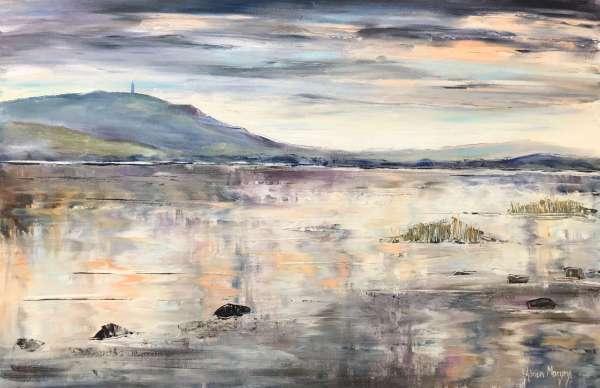 Evening Light Strangford Lough