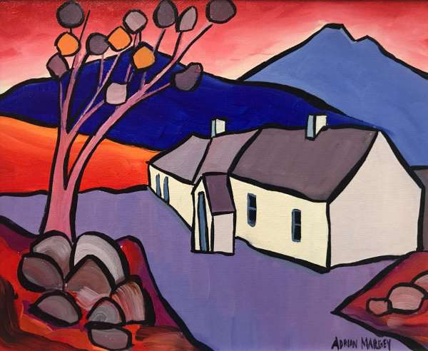 House in the Mournes