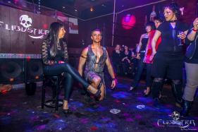 adriano show gladiateur discotheque flibustier mulhouse