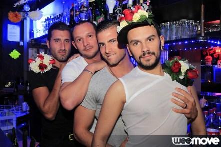 Adriano stripteaseur discotheque l'endroit metz