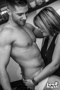 strip adriano soiree filles