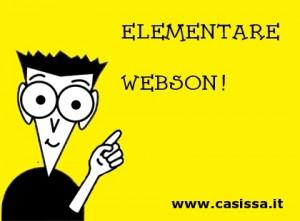 Elementare Webson!