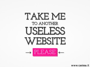 The Useless Web - Siti Inutili