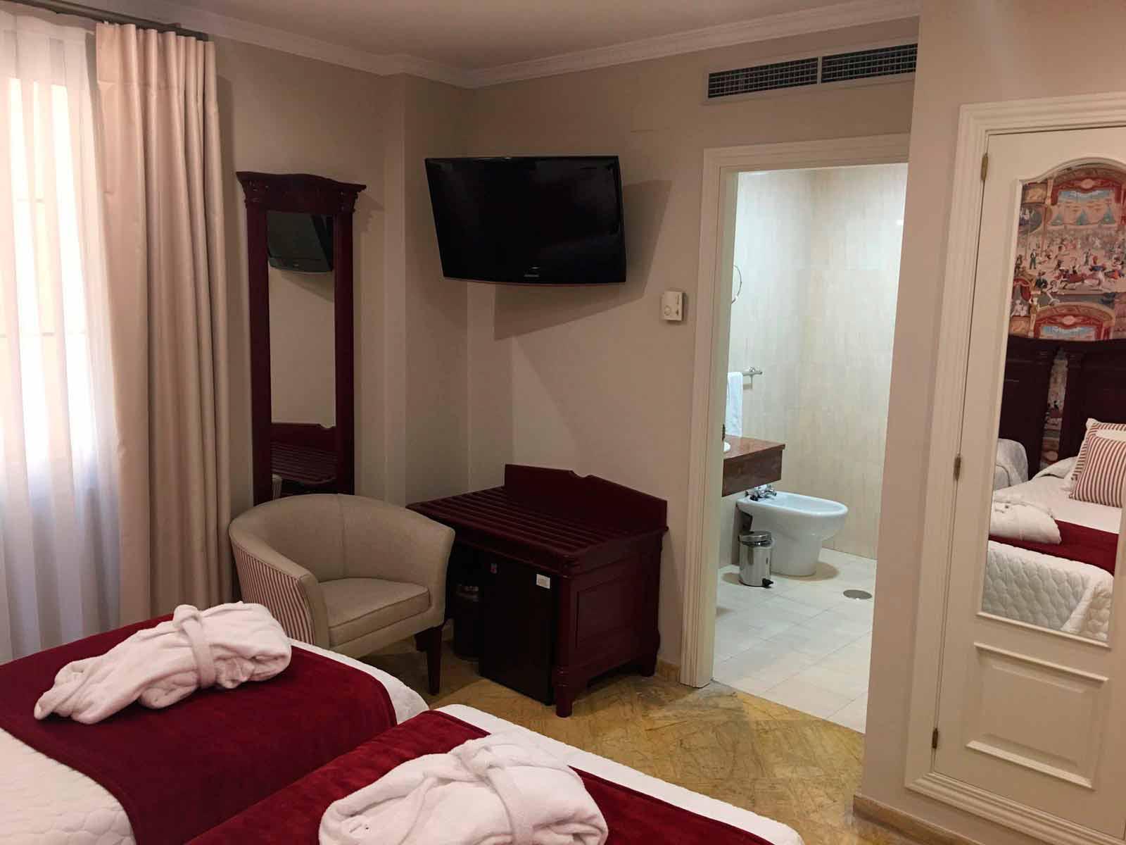 Reservar hotel en Sevilla