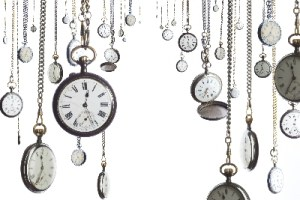 Several pocket watches