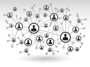 Network of people