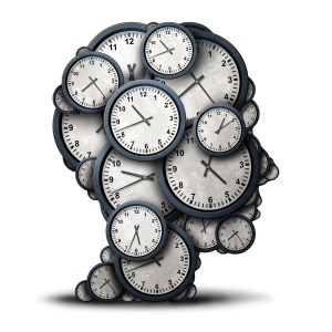 Thinking Time: Clocks in the shape of a human head