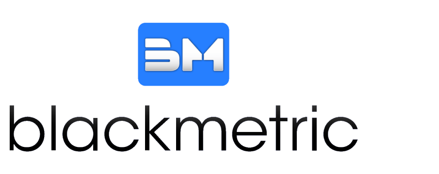 Blackmetric Logo - Adrian Reed's Blog