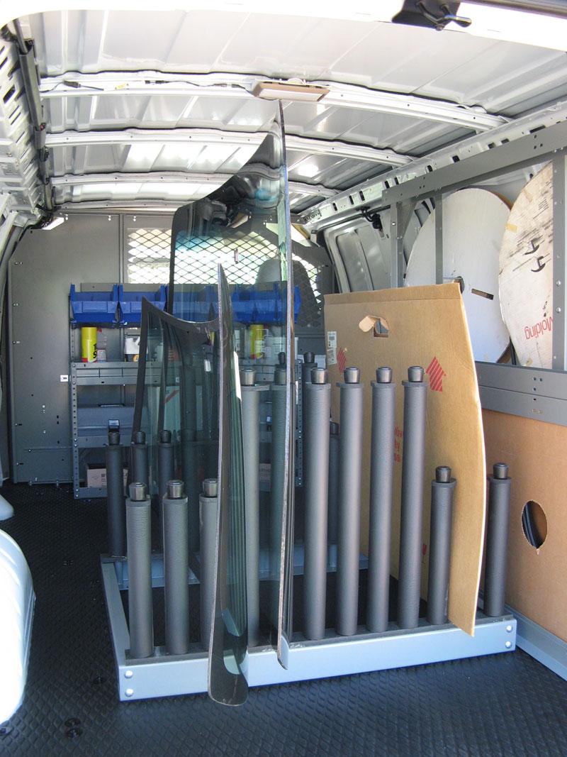 Automotive Glass Repair Transit Vans  Adrian Steel