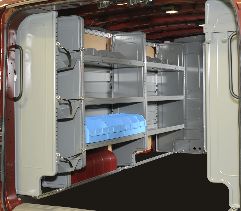 HVAC Starter Package Gray NV Low Roof