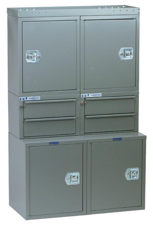 Drawer Cabinet Module wTrailer Rail Kit