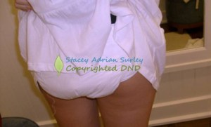 Proud Diaper Lover Girl