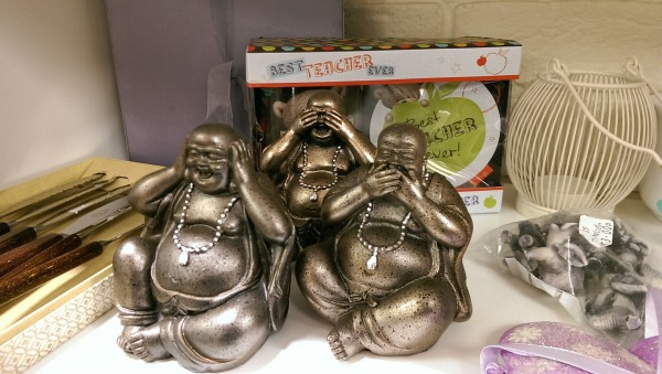 Three Wise Fat Blokes
