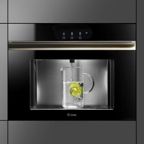 WAVE 45 IRINOX Builtin Water dispenser