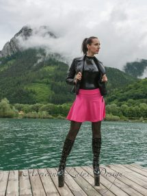 Gal-2 Adrienne Latex Design - Custom Fetish Fashion
