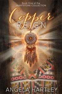 Ebook of Copper Reign, by Angela Hartley ~ PG-13 urban fantasy