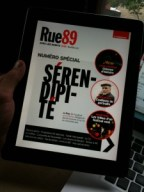 Application iPad Rue89
