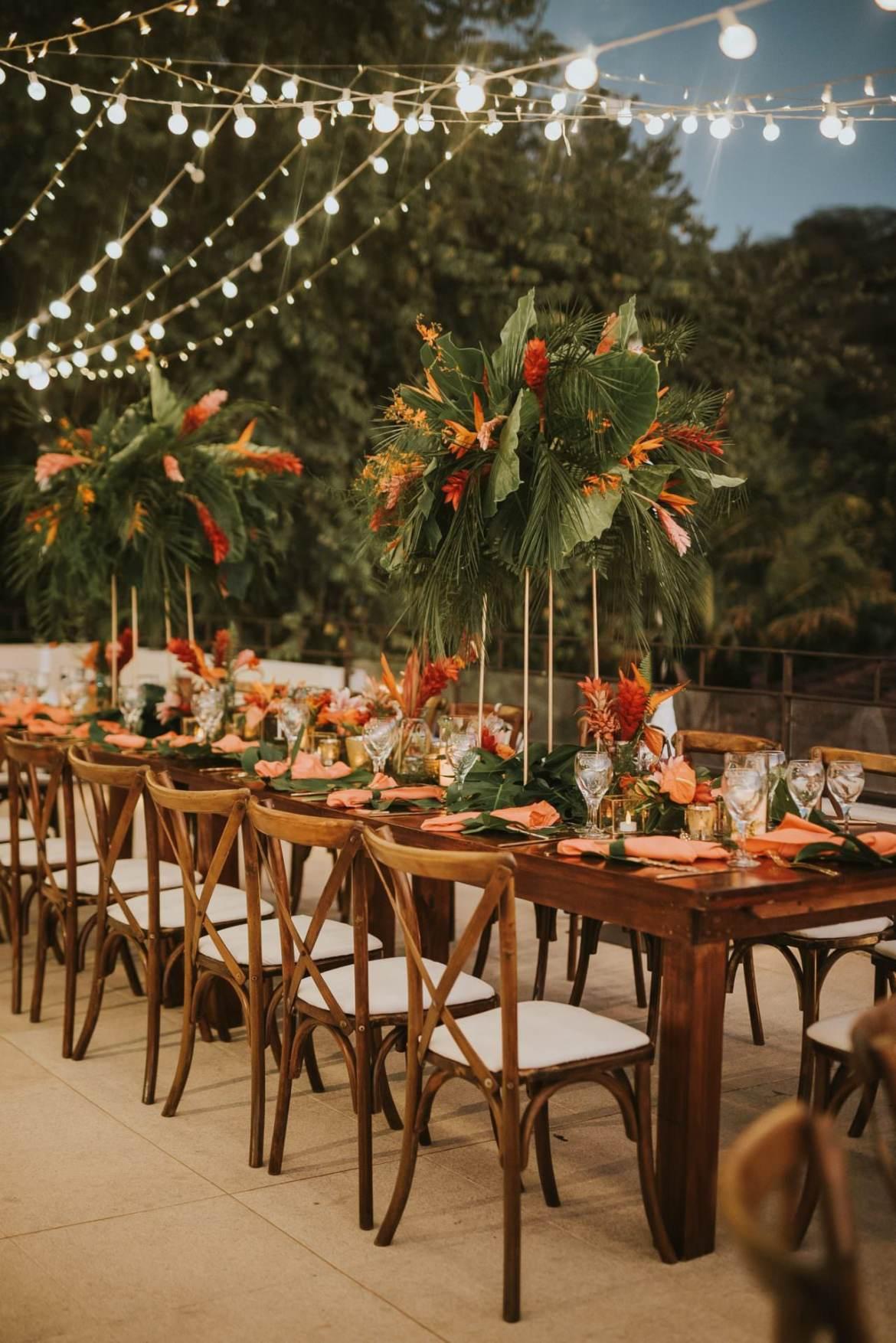 Guanacaste Beachfront Tropical wedding