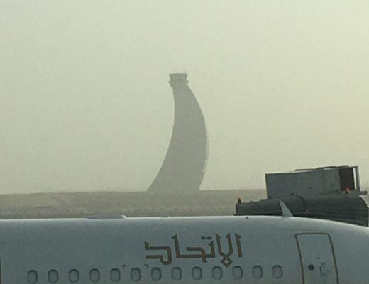 aereo scalo doha