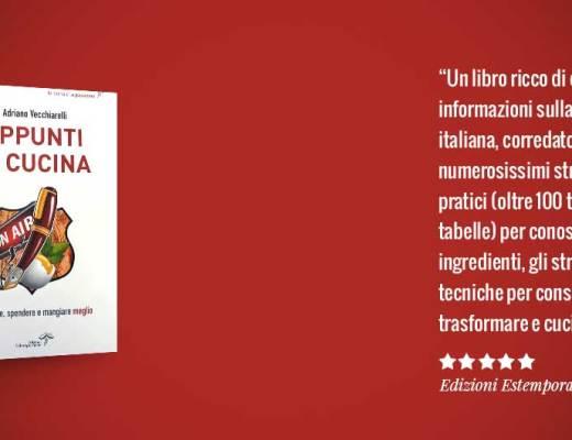 Appunti di Cucina di Adriano Vecchiarelli
