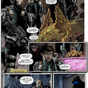 Sorceroid page 1