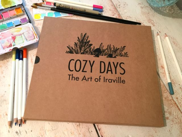 Cozy Days - The Art of Iraville art book 1