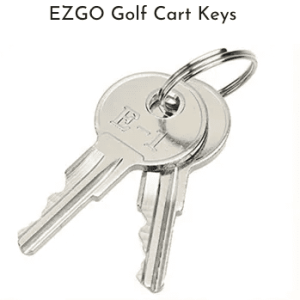 EZGO Golf Cart Keys