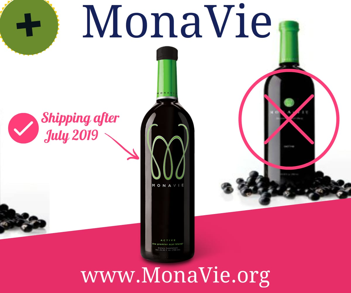 Monavie Active - Sample Order - FREE SHIPPING - ADS Lifestyle